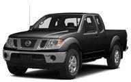 2014 Nissan Frontier Odessa, TX 1N6BD0CTXEN711604