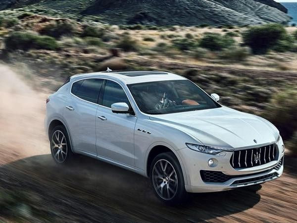 2017 Maserati Levante U.S. pricing announced By Bob Nagy on March 18, 2016 1:00 PM
