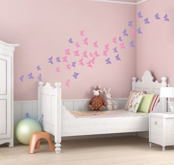 Cheap Castle Stickers, Buy Quality Decoration Wall Directly From China  Girls Bedroom Decor Suppliers: Pvc Material Children Room Girl Bedroom  Decoration ...