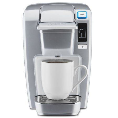 Keurig K-Mini Single-Serve K-Cup Pod Coffee Maker, Silver