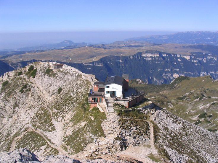 Il rifugio Fraccaroli