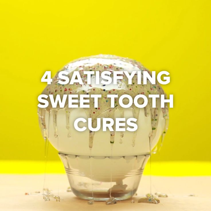 4 Satisfying Sweet Tooth Cures #dessert #kids #parents #sweet