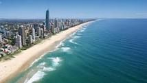 The Gold Coast in Australia. Thinking about attending university at one of the schools there after nscc. A girl can dream!