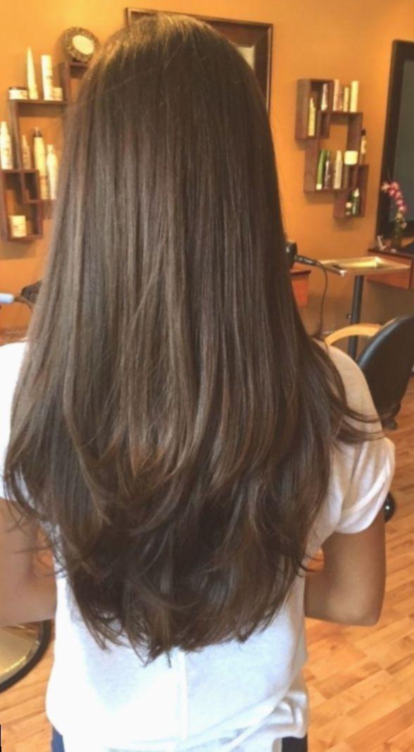 17 Hairstyles Long Straight Korean Long Hair Styles Hair Styles Haircuts Straight Hair