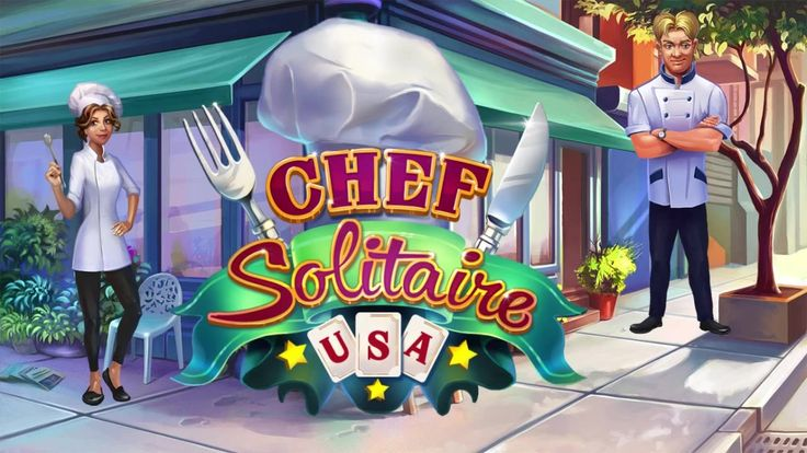 Chef Solitaire: USA Game Download: http://wholovegames.com/card-board/chef-solitaire-usa.html Solitaire Games. Make your way across America building your franchise of restaurants. Play solitaire to collect stars to unlock new restaurants. Build and run restaurants in 48 states of America, playing Solitaire, getting chef huts and serving customers by making great burgers for them! Download Chef Solitaire: USA Game for PC for free!