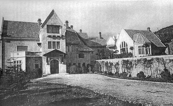 """The Palace of Grand Duke Georgiy Mikhailovich Romanov of Russia ~ Kharax at Miskhor. """"AL"""""""