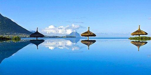1699 € -- Last Minute nach Mauritius mit Flug & Halbpension