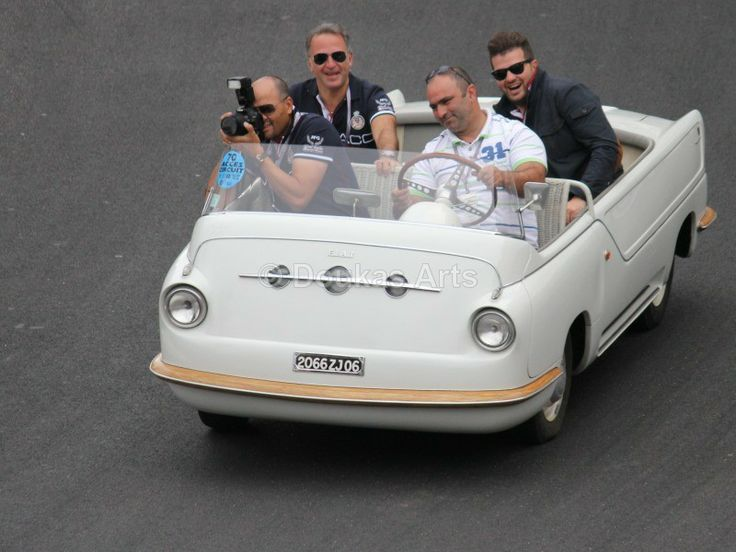 Old Fiat - Ajoneuvot
