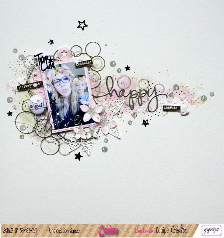 Happy! – Graffiti Girl