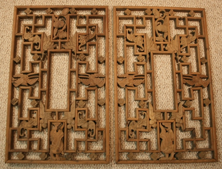 Chinese Screens - Graber Designs