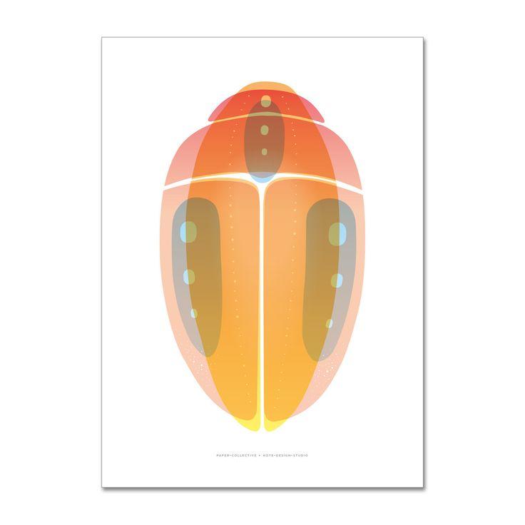 Paper Collective - Beetle 02 Jetzt bestellen unter: https://moebel.ladendirekt.de/dekoration/bilder-und-rahmen/poster/?uid=2375c170-2ff5-58fb-8cef-ec179c766f6d&utm_source=pinterest&utm_medium=pin&utm_campaign=boards #bilder #rahmen #poster #dekoration
