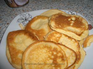 [Pfannkuchen-Samstag] Kokosmehl-Pfannkuchen
