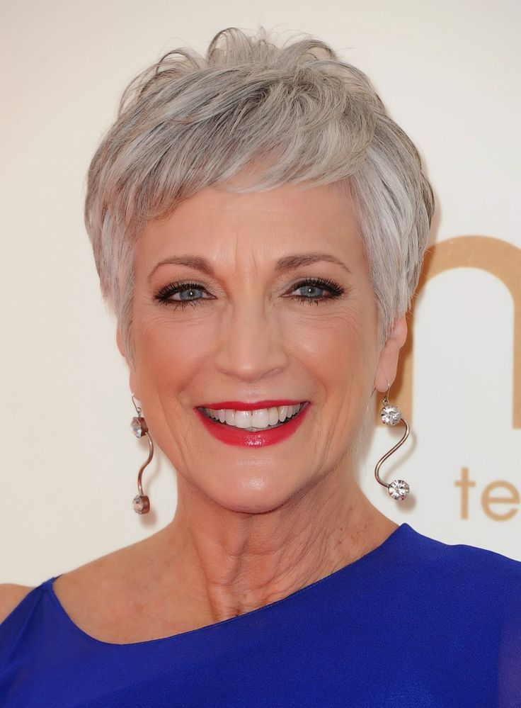 Randee Heller- Short Pixie Haircuts for Women Over 60