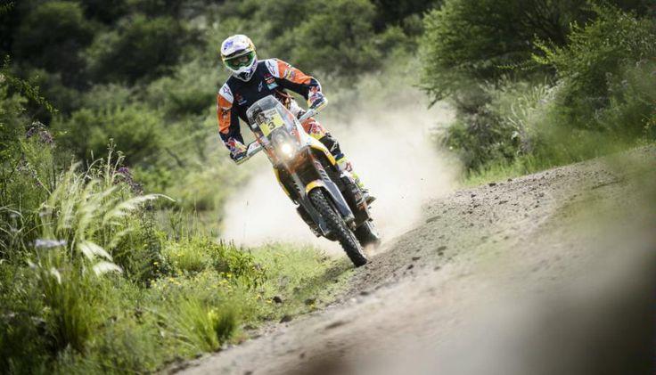 Dakar 2016 : Toby Price vainqueur de l'étape 2 moto (résultats) | meltyXtrem