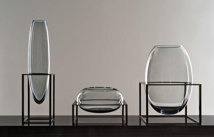 FF Cube Murano vases