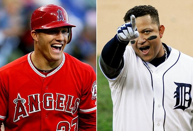 Miguel Cabrera is the right choice for American League MVP, not Angels rookie sensation Mike Trout stats.