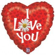 Bring I Love You #Balloons for your better half and feel them special.