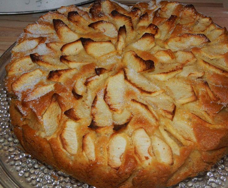 Rezept Saftiger Apfelkuchen , einfach und lecker von evandrea - Rezept der Kategorie Backen süß