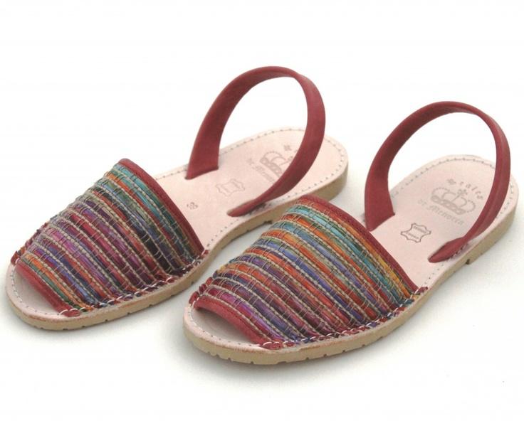 FIARA ABARCAS MENORQUINAS « Verano Shoes - Sandals