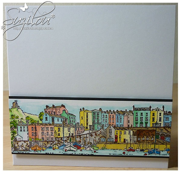 Handmade Cards - Michael Powell