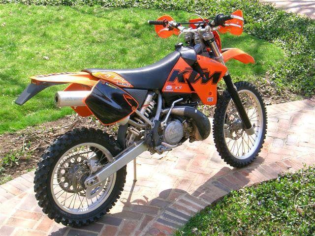 1999 KTM 380 EXC