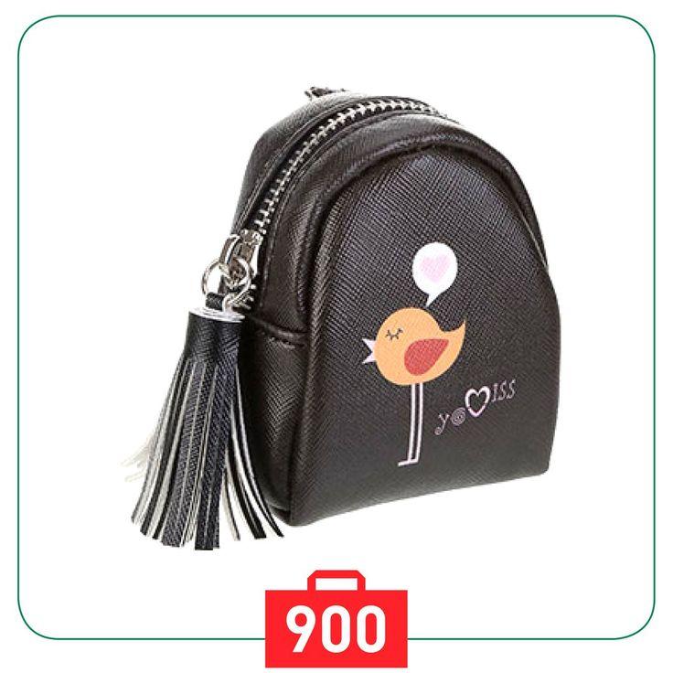 💁Девочкам как начинающим ценителям стиля👛 может понравиться идея иметь маленькую модную сумку для мелочей👝 Маленькие сумки✨, как классические строгие✨, так и яркоокрашенные идеальны для ношения в них как одной вещи🔖, так и множества безделушек💎В любом случае такая сумка будет принята с радостью😍 Только представьте себе самую маленькую сумочку👛, которая может уместиться у вас на ладони🙌 По существу это миниатюрный кошелек, который может быть использован в том числе и по прямому…