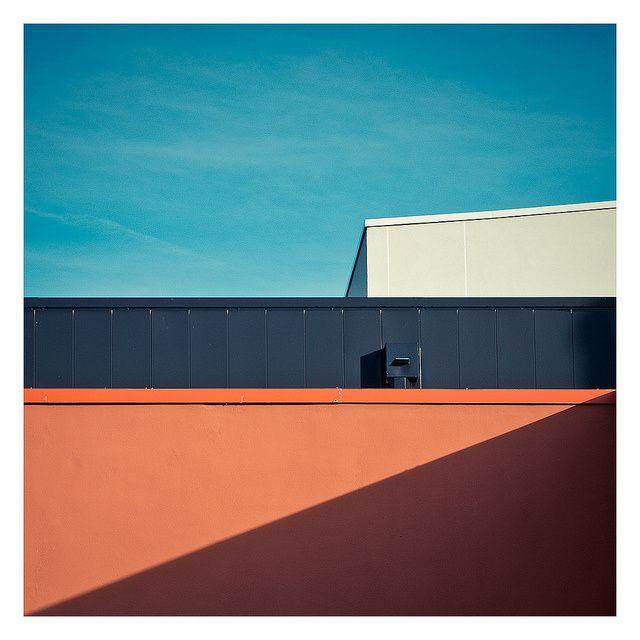 Minimal Photography - similar style to how I like to photography architecture