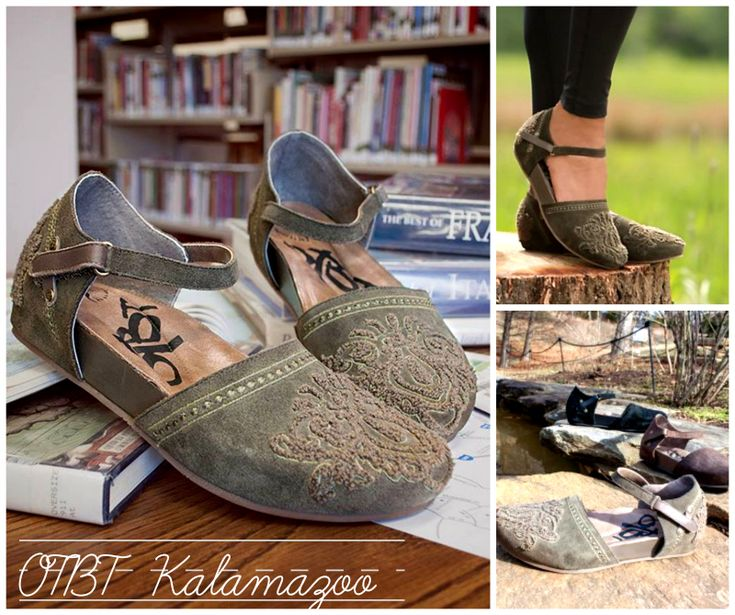 OTBT KALAMAZOO--a cute and comfy Back To School shoe for teachers or anyone who is on their feet all day!