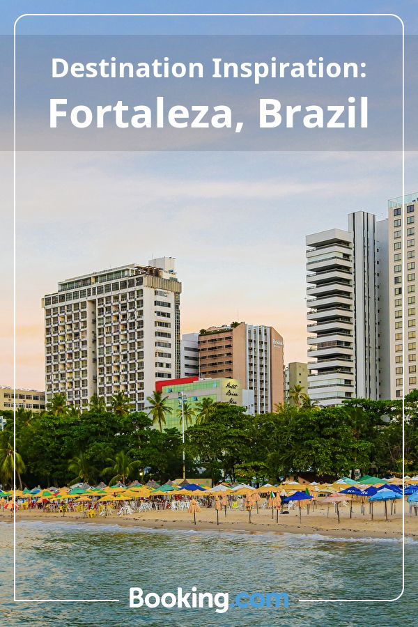 Fortaleza is one of Brazil's most visited cities and for good reason. Think white-sand beaches, fresh seafood and vibrant nightlife in this sunny, seaside capital of Brazil's Ceará state. #fortaleza #brazil #sandy-beaches #beaches #seafood #city-trips #fish-markets #nightlife #music-festival
