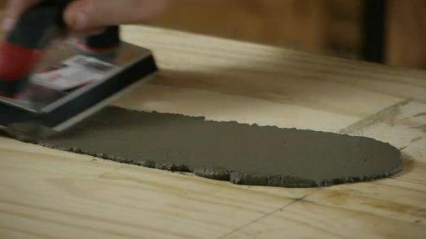 M s de 20 ideas incre bles sobre colocacion piso flotante - Pasta para reparar madera ...