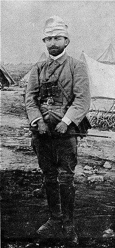Ismail Enver Bey in Cyrenaica - Enver Pasha - Wikipedia, the free encyclopedia