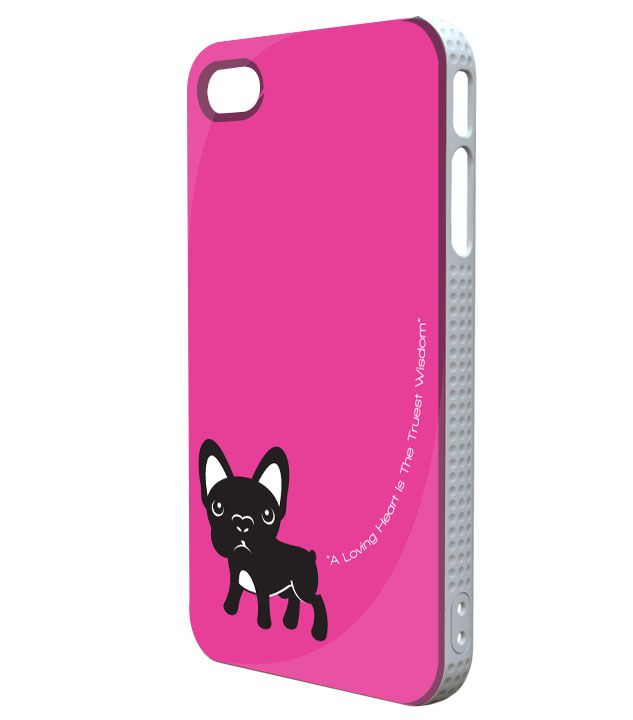 a Frenchie iPhone case!