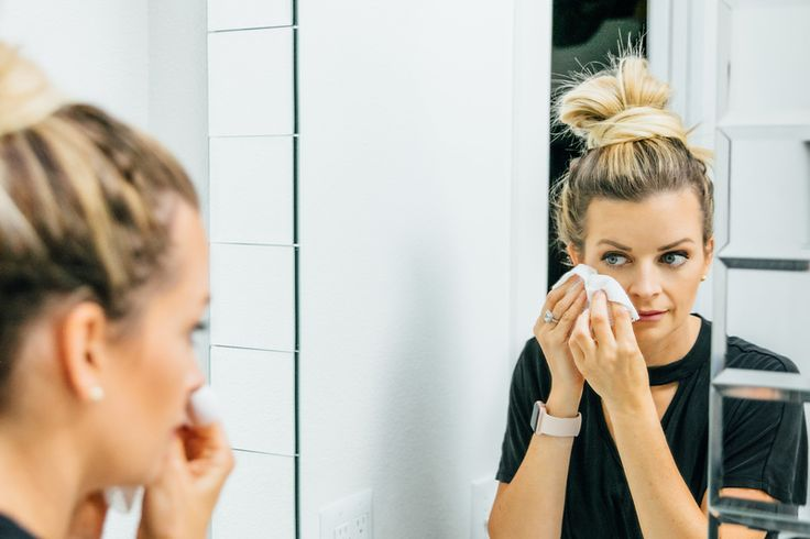 THE BEST makeup removing cleanser. Click through for details. @olayUS #olay #nomakeuprequired #ad
