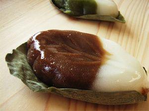 Japanese Sweets, べっこう餅(黒糖)