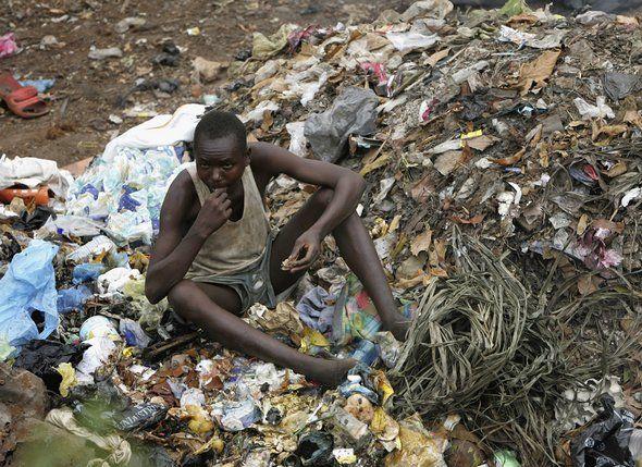 5. Eritrea. Los 7 países más pobres del mundo.