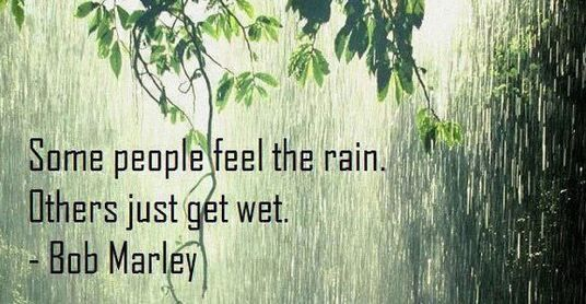 Bob Marley Quote About Life