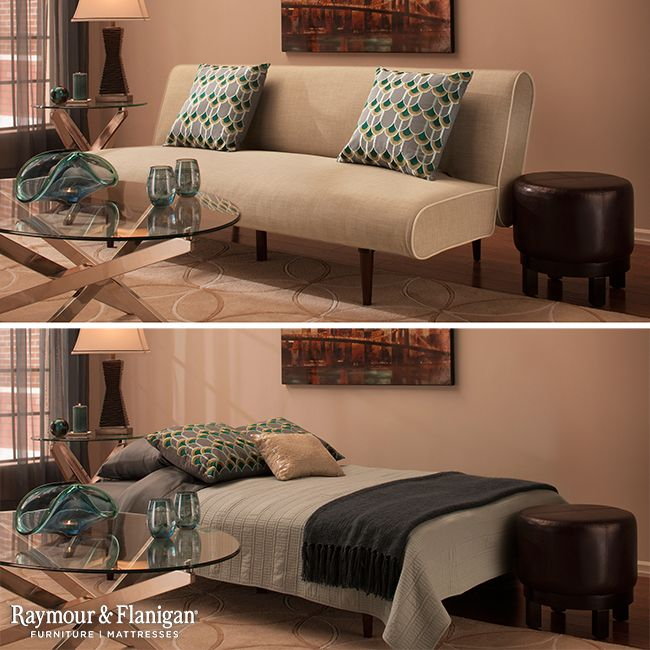 No Guest Room Problem Design Your Living With A Sleeper Sofa For