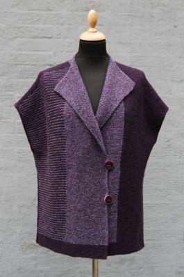 Hanne Falkenberg Avenue knitting kit