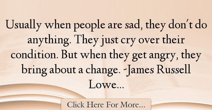 James Russell Lowell Quotes About Change - 9204