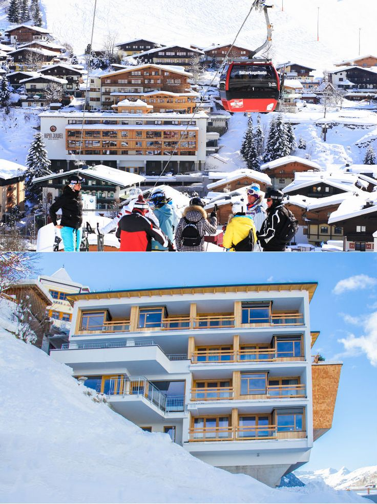 Alpin Juwel | Lifestyle Hotel | Saalbach Hinterglemm | Austria | http://lifestylehotels.net/en/alpin-juwel | skiing, snowboarding, alps, winter, snow, outside view