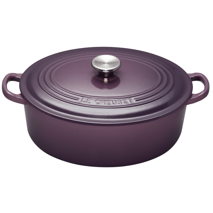Le Creuset pot....ahhhh...the wonderful food to make in a wonderful pot!