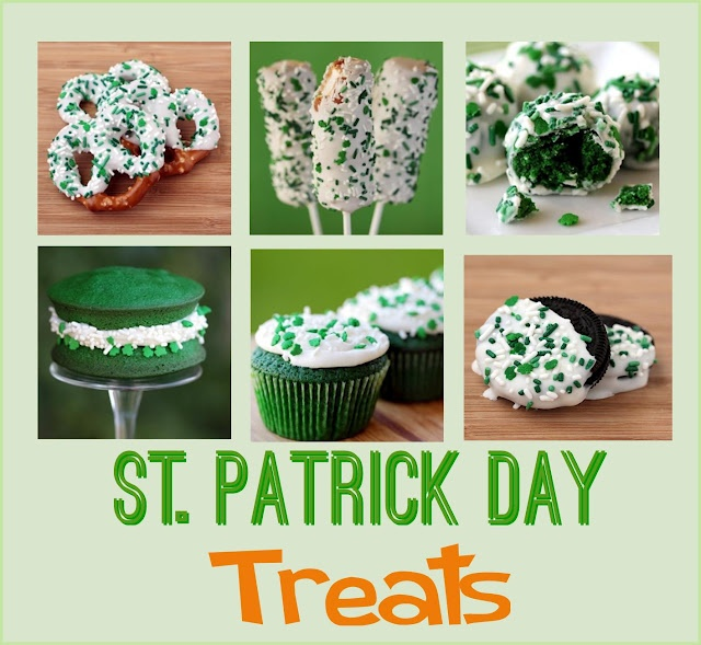 St. Patrick Day Treats