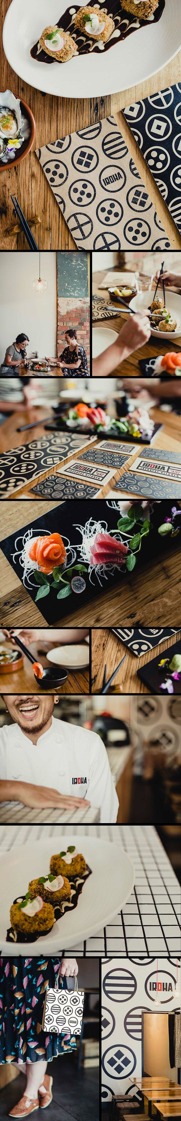 IROHA JAPANESE KITCHEN on Behance