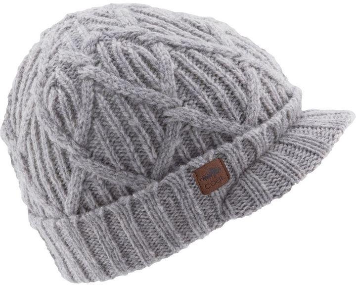 Knit Hat With Bill Harley Davidson
