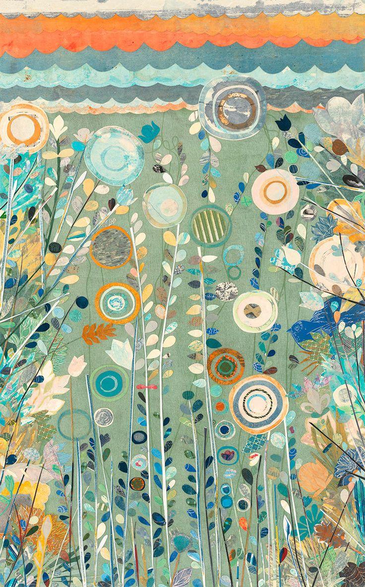 Masterpiece Art - Ocean Garden II, $32.00 (http://www.masterpieceart.com.au/ocean-garden-ii/)