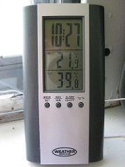 weather winnipeg temperature thermometer