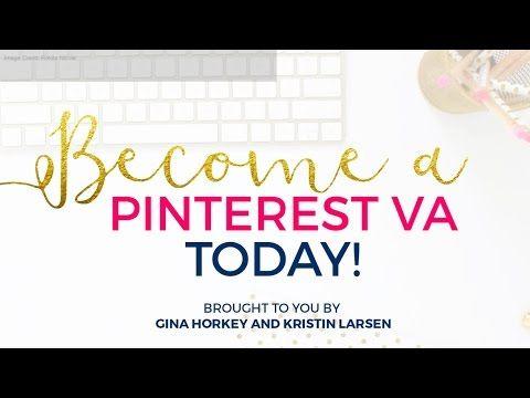 Pinterest VA Course Page