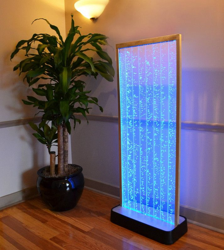 Indoor Waterfall Wall. Glass Wall Fountains Indoor. 50 Amazing ...