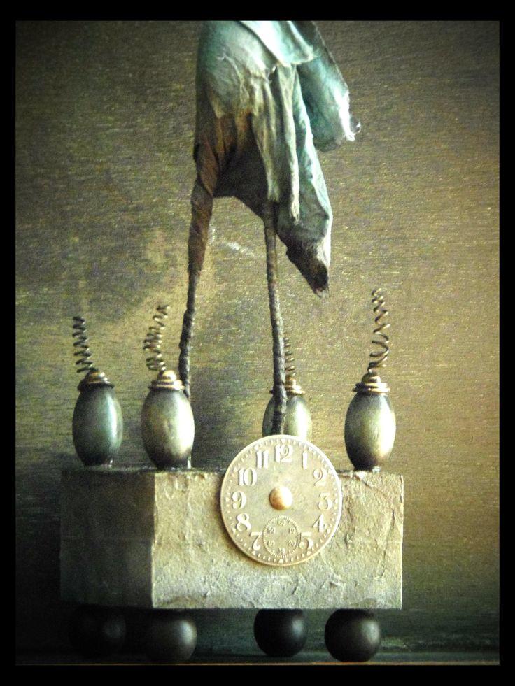 Ooak sculpture