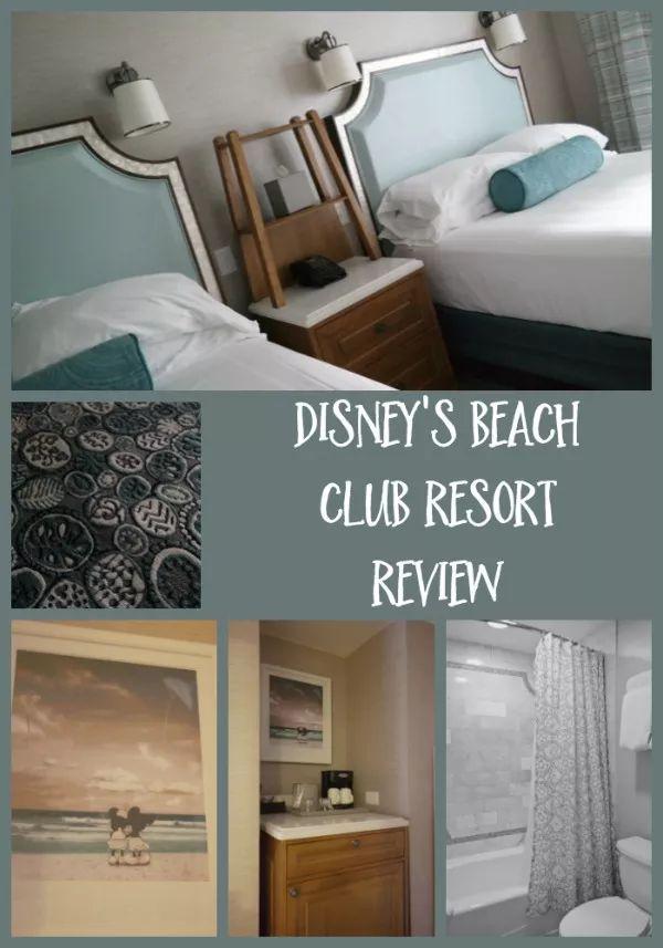 Disney's Beach Club Resort Review at Walt Disney World